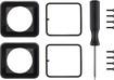 GoPro - Standard Housing Lens Replacement Kit