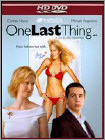 One Last Thing. (hd-dvd) 16706263