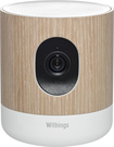 Withings - Home Wireless High-Definition IP Security Camera - Wood/White