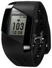 Epson - Pulsense PS-500B Activity Watch with Heart Rate Monitor - Black