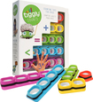 Tiggly - Counts Magnetic Counting Toys (5-Count) - Red/Blue/Green/Yellow/Purple