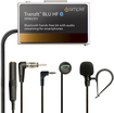 iSimple - TranzIt Bluetooth Factory Radio Module - Black