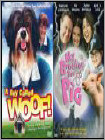 Boy Called Woof / My Brother the Pig [2 Discs] (DVD)