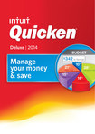 Quicken Deluxe 2014: Manage Your Money & Save - Windows