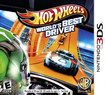 Hot Wheels: World's Best Driver - Nintendo 3DS