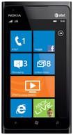 Nokia - Lumia 900 Cell Phone (Unlocked) - Black