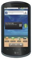 Huawei - Impulse U8800 4G Cell Phone (Unlocked) - Black