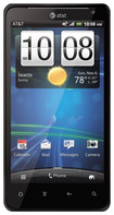 HTC - Vivid X710A Cell Phone (Unlocked) - Black