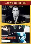 A Civil Action/the Insider [2 Discs] (dvd) 16828024