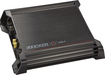 Kicker - ZX Series 400W Class D Digital Mono MOSFET Amplifier with Low-Pass Crossover
