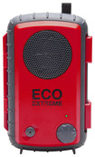 ECOXGEAR - ECO EXTREME Waterproof Floating Speaker Case for Most Mobile Phones and MP3 Players - Red
