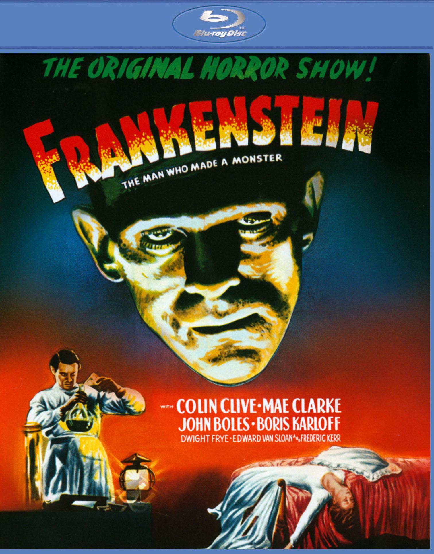 Frankenstein [blu-ray] 1688723