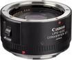 Canon - Life-Size Converter EF Lens for Most Canon EOS SLR Cameras with Select Canon EF Compact Macro Lenses - Black