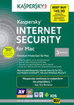Kaspersky Internet Security 2015 - Mac - Mac|Windows