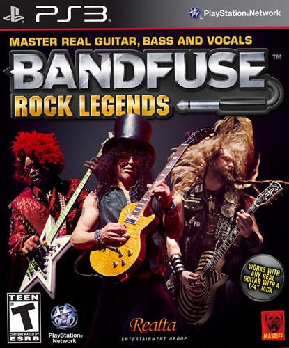 Bandfuse: Rock Legends - PlayStation 3