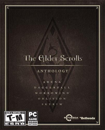 The Elder Scrolls Anthology - Windows