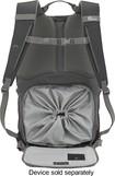 Lowepro - Photo Hatchback 22L Camera Backpack - Slate Gray