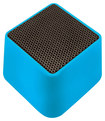 VIBE - Rhombo Bluetooth Speaker for Apple® iPhone® 4 and 5 - Blue