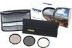 Tiffen - Photo Essentials 72mm Lens Filter Kit - Multi