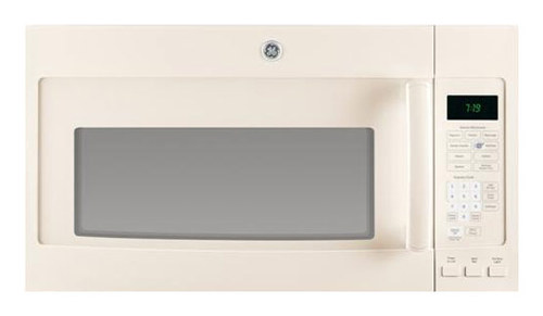 GE - 1.9 Cu. Ft. Over-the-Range Microwave - Bisque