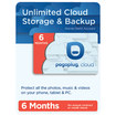 6-Month Unlimited Cloud Storage Service Activation Card - Other