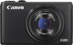 Canon - PowerShot S120 12.1-Megapixel Digital Camera - Black