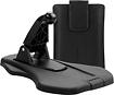"Garmin - Portable Friction Mount and Case for Most Garmin nüvi 5"" GPS - Black"