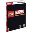 LEGO Marvel Super Heroes (Game Guide) - Xbox 360, PS3, Wii U, 3DS, DS, PS Vita