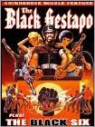 Grindhouse Double Feature: Black Gestapo / Black Six (DVD) (Eng)