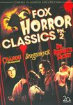 Fox Horror Classics Collection, Vol. 2 [3 Discs] (dvd) 17025611