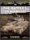 The War File: Tanks! The Battles for Normandy (DVD) (Black & White) (Eng)