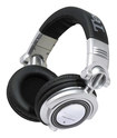 Technics - Professional DJ Headphones - Black/Silver