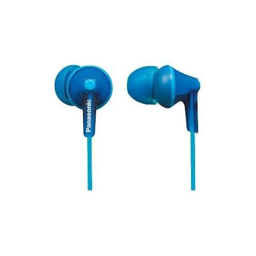 Panasonic - Ergofit In-Ear Headphones - Blue