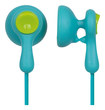 Panasonic - EarDrops Earbud Headphones - Blue