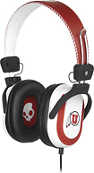 Skullcandy - University of Utah Utes Agent Over-the-Ear Headphones