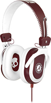 Skullcandy - University of Alabama Crimson Tide Agent Over-the-Ear Headphones