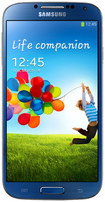 Samsung - Galaxy S 4 3G Cell Phone (Unlocked) - Blue