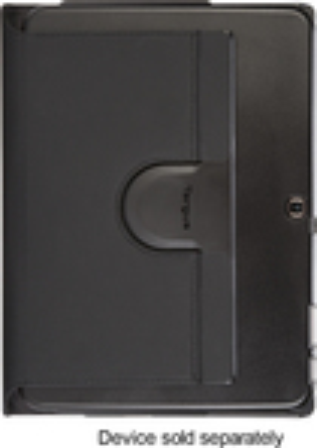 Targus - Versavu Keyboard Case for Samsung Galaxy Tab 3 10.1 - Noir
