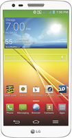 LG - G2 Cell Phone - White (Sprint)