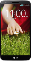 LG - G2 4G with 32GB Memory Cell Phone - Black (AT&T)