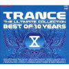 Trance: Best Of 10 Years - Various - CD