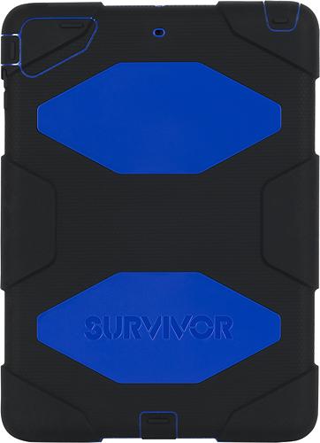 Griffin Technology - Survivor Case for Apple® iPad® Air - Black/Blue