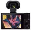 Sony - Tru-Finder XGA OLED Electronic Viewfinder - Black