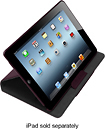 Targus - Versavu Case for Apple® iPad® Air - Black Cherry