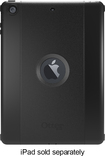 OtterBox - Defender Series Case for Apple® iPad® Air - Black