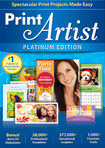 Print Artist Platinum Edition Version 25 - Windows