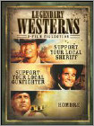 Legendary Westerns 3-Film Collection (DVD) (3 Disc) (Enhanced Widescreen for 16x9 TV) (Eng/Fre/Spa)