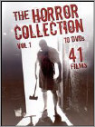 Horror Collector Set 1 (10pc) (DVD)