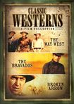 Classic Westerns: The Way West/the Bravados/broken Arrow [3 Discs] (dvd) 17144252