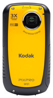 Kodak - SPZ1 14.4-Megapixel Digital Camera - Yellow